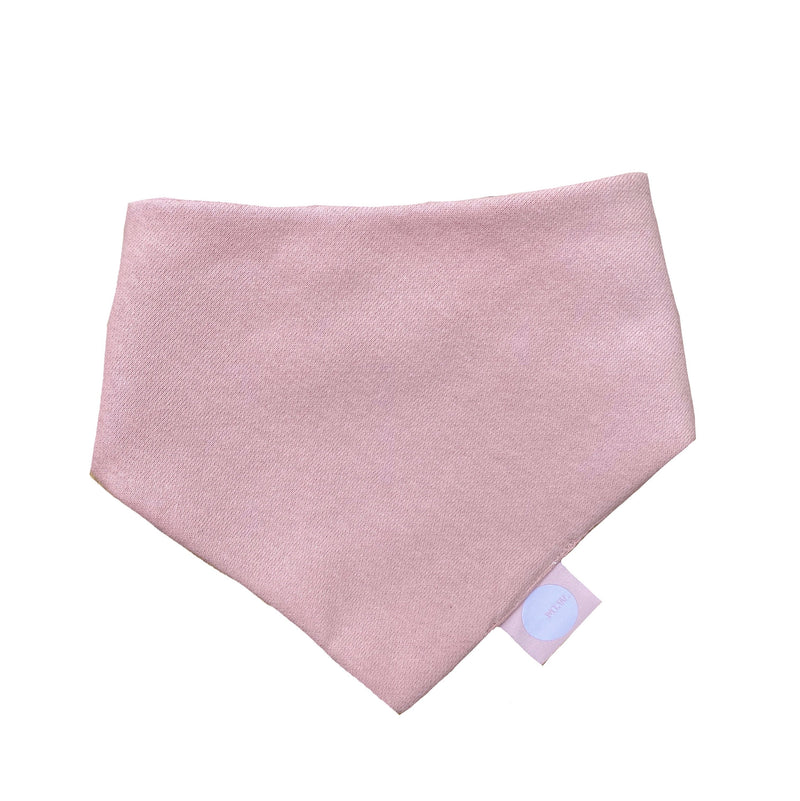 MLW By Design - Basic Peach Bandana Bib