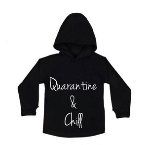MLW By Design - Quarantine Hoodie | Black