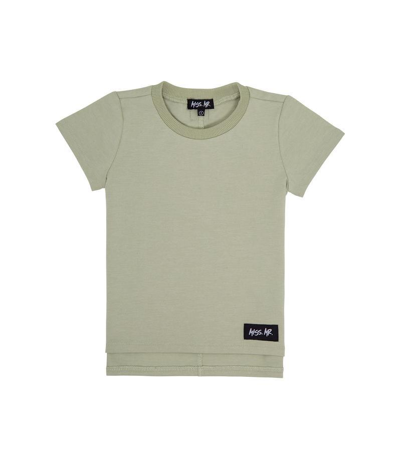 Miss Mr - Basic Tee Olive