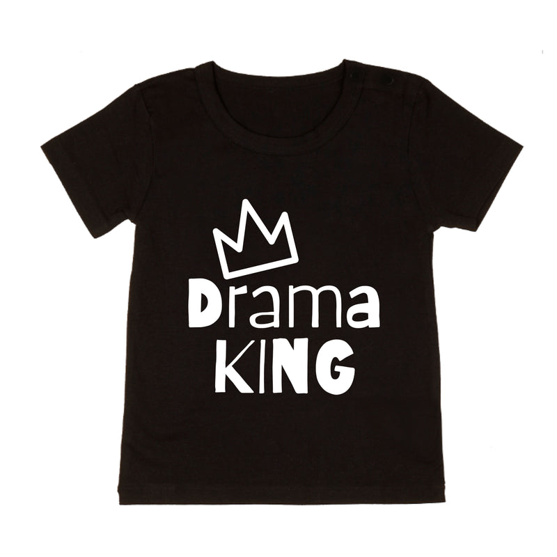 MLW By Design - Drama King Tee | Black or White