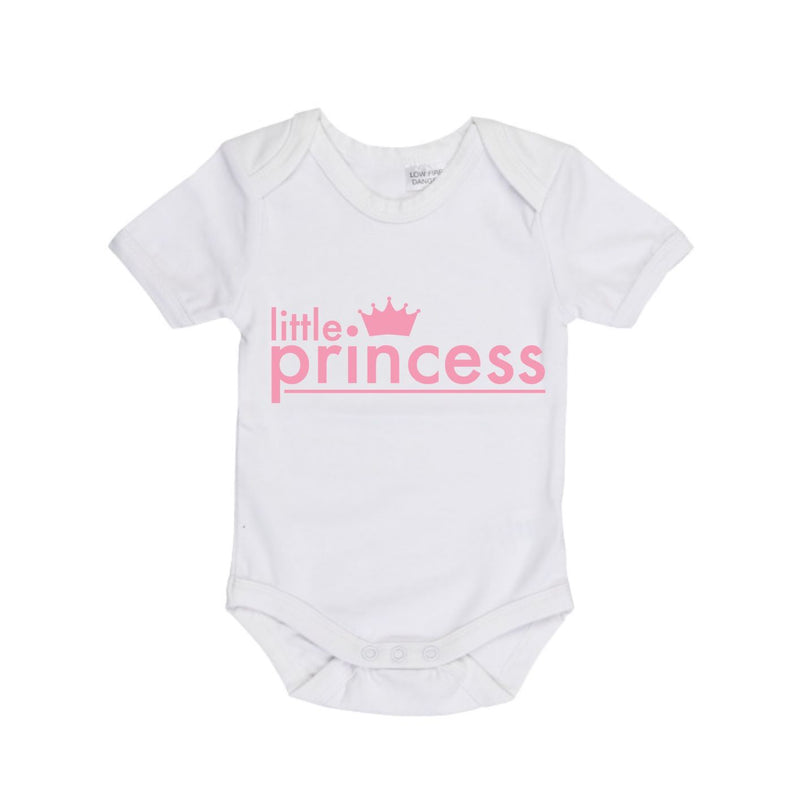 MLW By Design - Lil Princess Bodysuit | White or Black