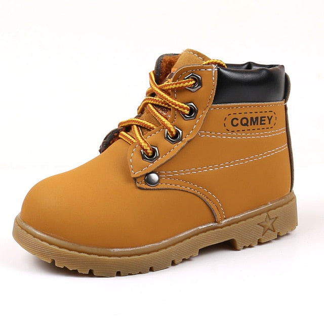 Workers Boots | Brown