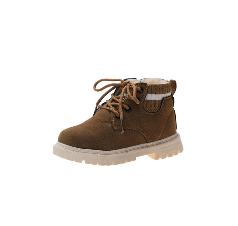 Ollie Boots | Brown