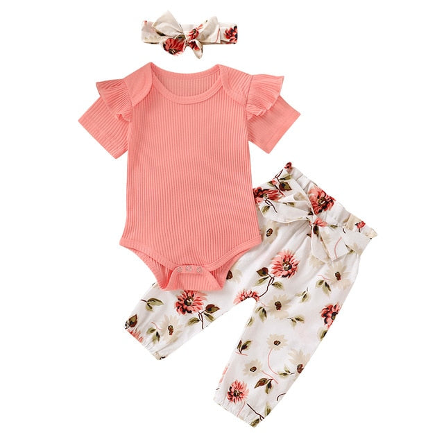 Lyric Floral Set