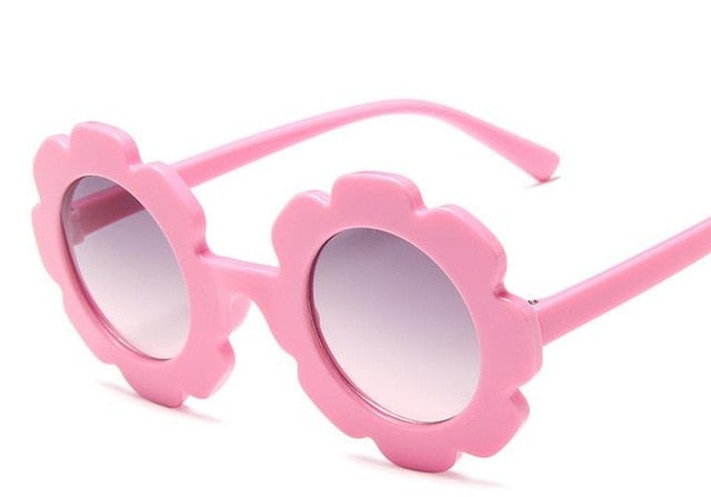 Flower Sunglasses | Pink