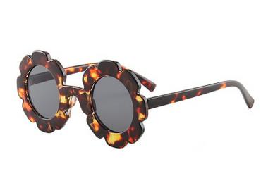 Flower Sunglasses | Tortoise Shell