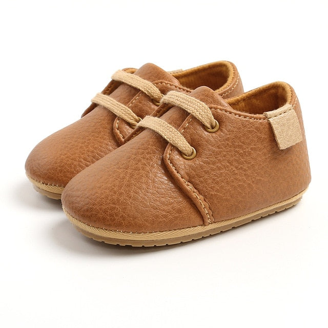Barty Shoes | Brown