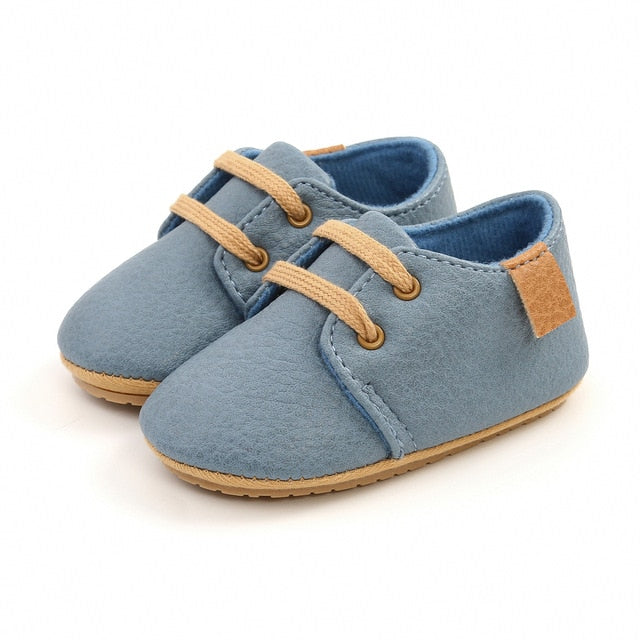 Barty Shoes | Light Blue