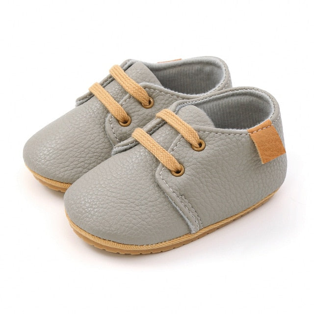 Barty Shoes | Grey