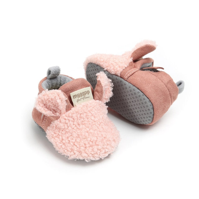 Animal Slippers | Pink