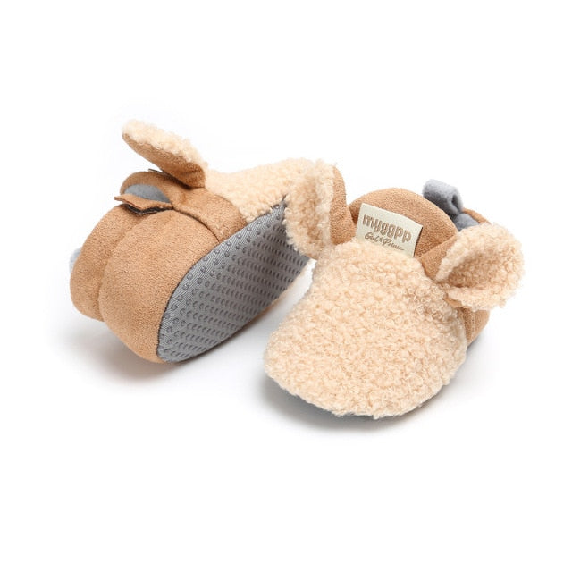 Animal Slippers | Beige