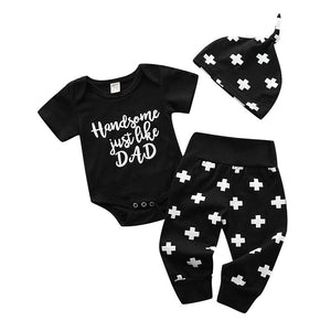 Handsome Like Dad Set