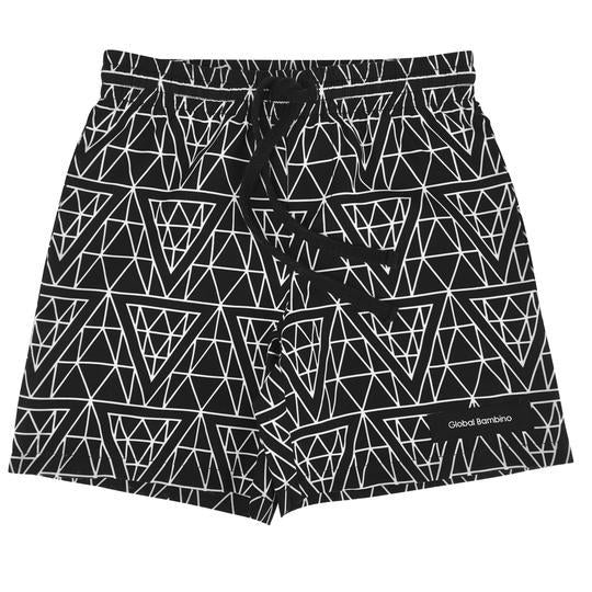 Global Bambino - Black Diamond Board Shorts