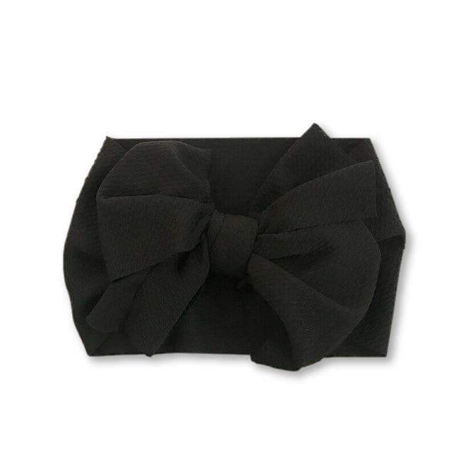 Wrap Headband | Black