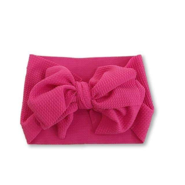 Wrap Headband | Hot Pink