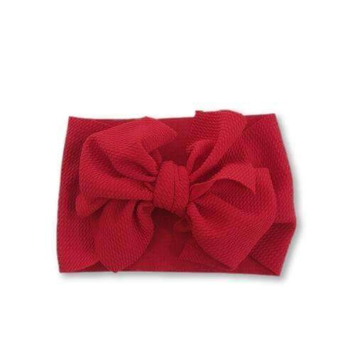 Wrap Headband | Red