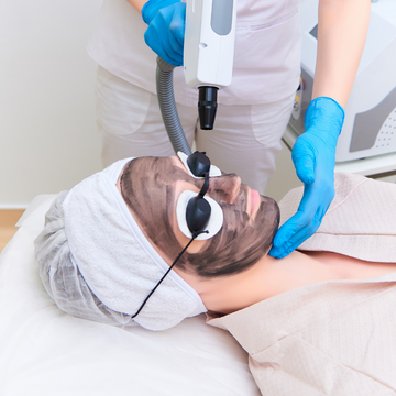 Laser Carbon Facial Training