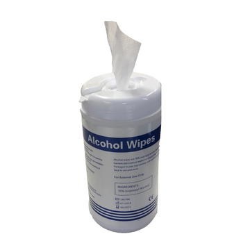 Alcohol Wipes (100pc)