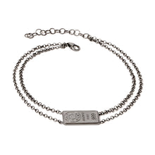 Load image into Gallery viewer, Silver anklet