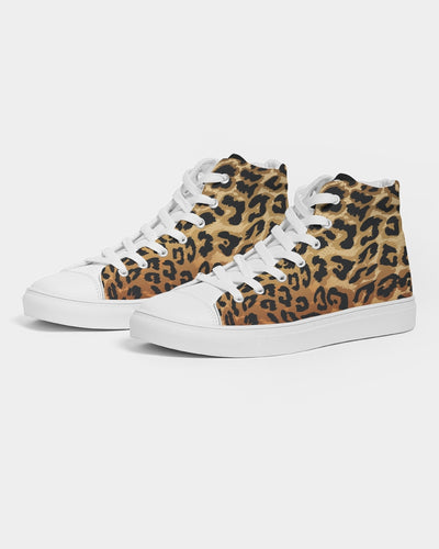 Jag Print Hightop Chucks Women's Shoe