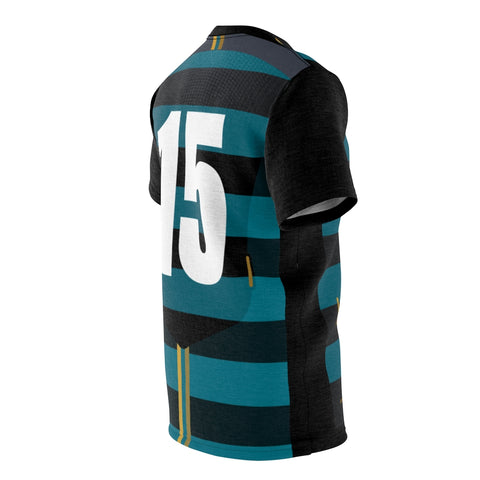 Jags Football Style Jersey Unisex AOP Cut & Sew Tee