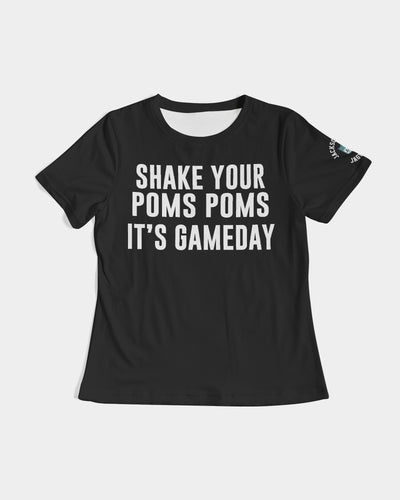 Shake Your Pom Poms Women's Tee