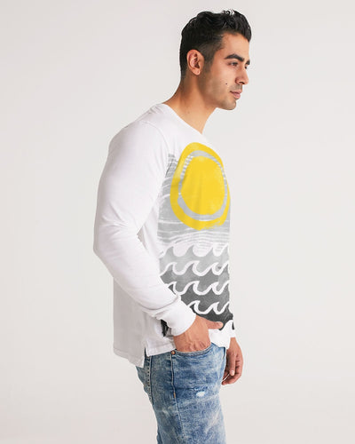 Paddle Out Men's Long Sleeve Tee