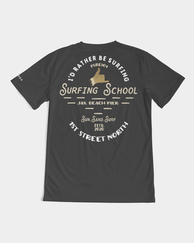 Surf School Men's Tee