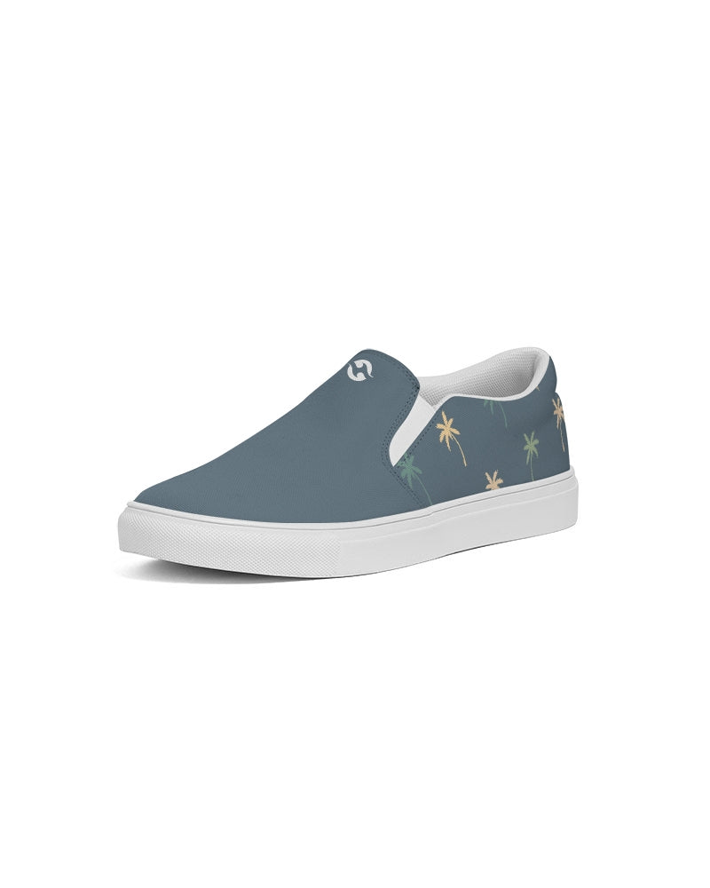 HangTen Men's Slip-On Canvas Shoe