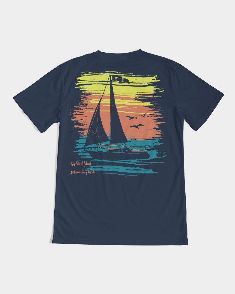 Pure Big Talbot Island Men's Tee