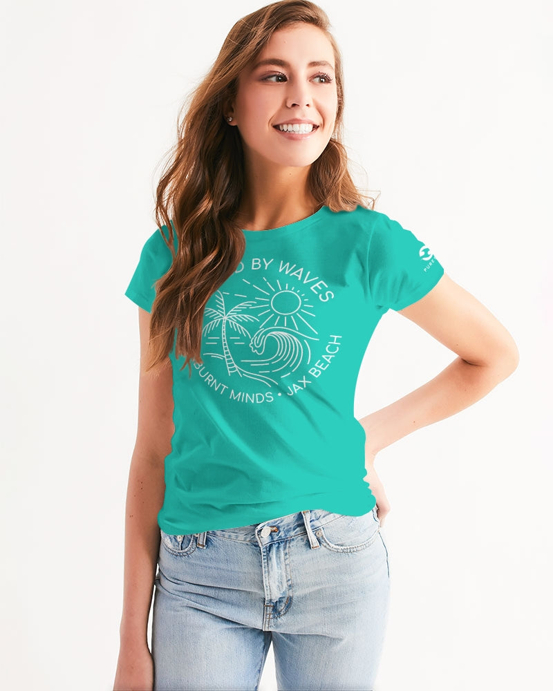 Pure904 Raised By Waves Women's Tee