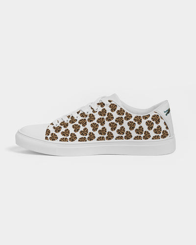 I Heart Jags Women's Faux-Leather Sneaker