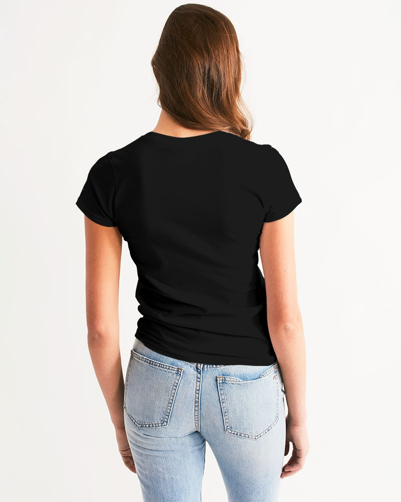 Nine Oh Four Black Women's Tee