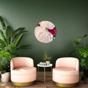 Precious Peony- Round Framed Paint by Number Kit