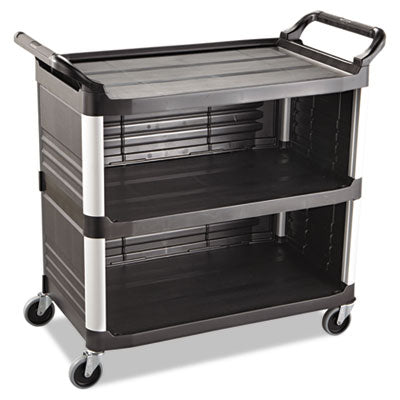 Rubbermaid® Commercial Xtra™ Utility Cart, 300-lb Cap., 20w x 40 5/8d x 37 4/5h - Pack of 1 Count