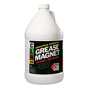 CLR® PRO Grease Magnet Degreaser, 1gal Bottle - Pack of 4 Count