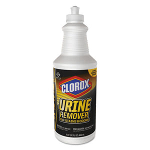 Clorox® Urine Remover, 32 oz Bottle, Clean Floral Scent - Pack of 6 Count