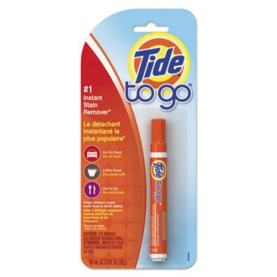 Tide® To Go Stain Remover Pen, .338 oz Pen - Pack of 6 Count