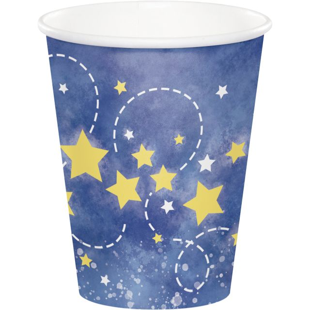 To the Moon and Back Hot/Cold Cups, 9 oz. - Pack of 96 Count