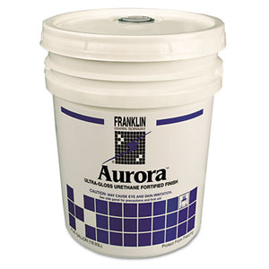 Franklin Cleaning ; Aurora Floor Finish, 5 gal Pail - Pack of 1 Count