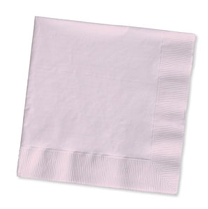 Classic Pink Lunch Napkins, 2-Ply - Pack of 240 Count