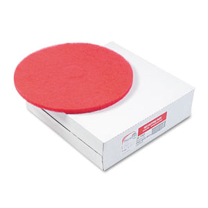 Boardwalk® Floor Buffing, Cleaning, Polishing & Buffing Pads - Pack of 5 Count