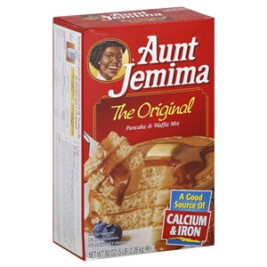 Aunt Jemima Original Pancake Mix 5lbs - Pack of 6 Count