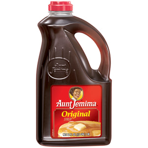 Aunt Jemima Original Syrup 128oz. - Pack of 4 Count