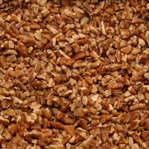 Azar Nut Raw Fancy Medium Pecan Pieces 2lb. - Pack of 3 Count