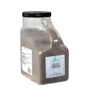 Trader's Choice Black Ground Pepper - 4.5 lb - Pack of 1 Count