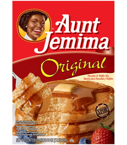 Aunt Jemima Original Regular Pancake Mix 5lb. - Pack of 6 Count