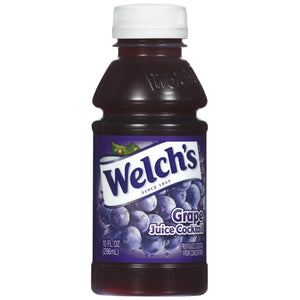 Welch's Grape Juice Cocktail 10oz. - Pack of 24 Count