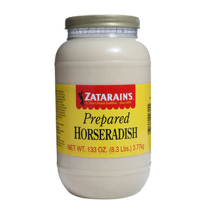 Zatarain's Horseradish Sauce - 128oz - Pack of 4 Count