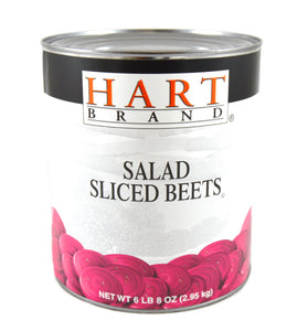 Hart Salad Sliced Beets - 104oz - Pack of 6 Count